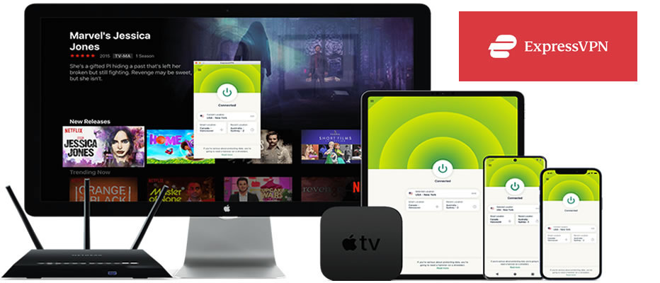 ExpressVPN supported devices