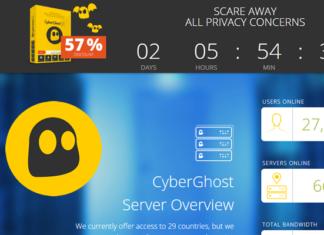 Cyber Ghost VPN review