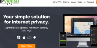 IP Vanish - vpn review 2017