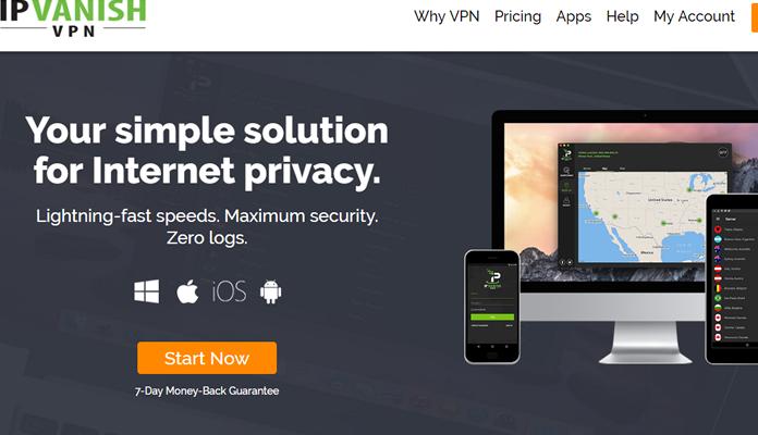 IP Vanish VPN review