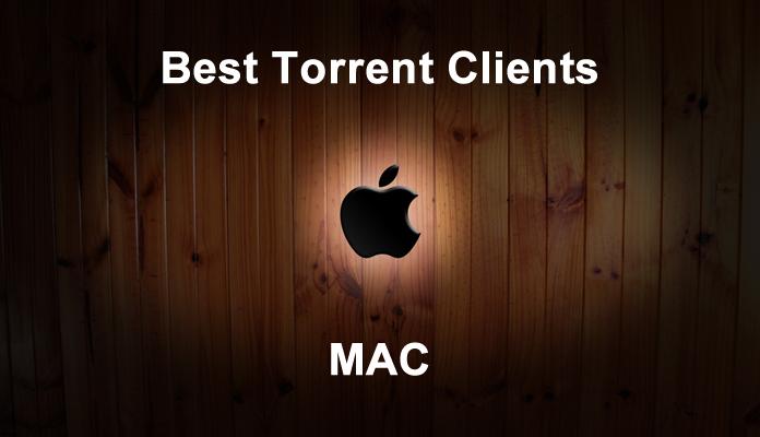 Best torrent clients for MAC computers