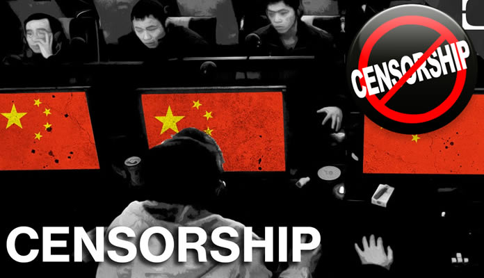 China increases Internet Censorship with Great Firewall