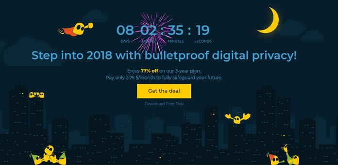 CyberGhost vpn - coupon code - January 2018