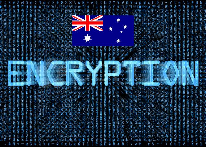 Australian Government - data encryption