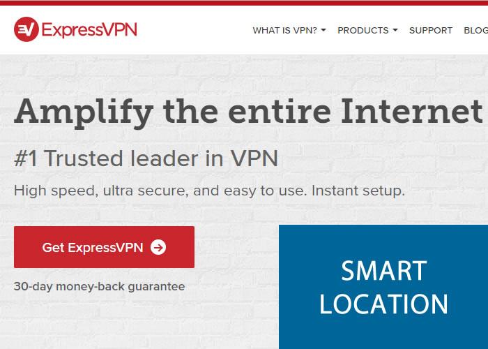 ExpressVPN - Smart Location