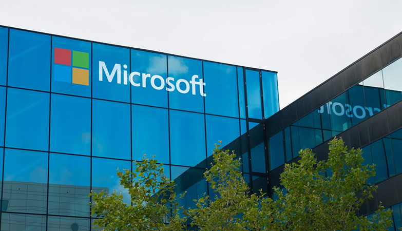 Microsoft - detects cybersecurity threats
