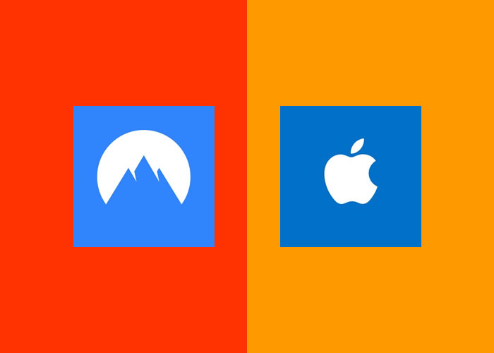 NordVPN redesign iOS and MacOS App